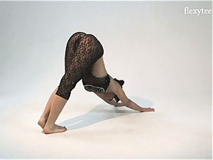 pro wants to flash her talents in gymnastics