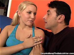 hot duo pleasures The childminder