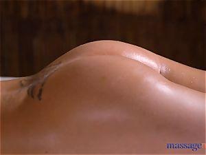 massage apartments Amirah Adara and Nathaly Cherie wondrous massage