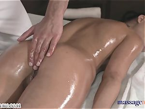 amazing sensual fucky-fucky during rubdown
