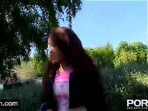 PORNXN mind-blowing Kiki Minaj public urinating