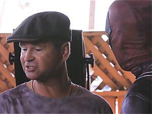 Deadpool hard-core An Axel Braun Parody scene 2
