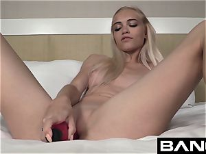 Alex Grey Gets Her Amatuer labia penetrated For smash!