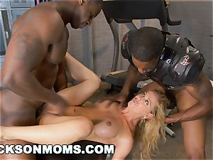 Cherie Deville castings to be the squad biotch (xa15243)