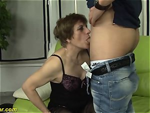furry grannies first porno shooting