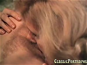 insane gals cant resist tonguing each others beaver