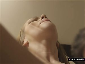 LASUBLIMEXXX Romantic bang-out in motel with Alexis Crystal