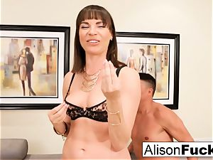 threesome of sexual power and lots of boning