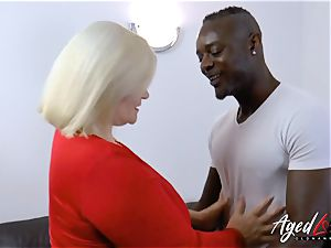 AgedLovE Lacey Starr bi-racial gonzo assfuck