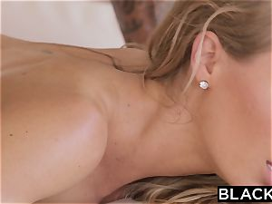 BLACKED Nicole Aniston Can't Get Enough big black cock