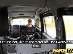 fake cab blond mummy gets surprise ass fucking lovemaking