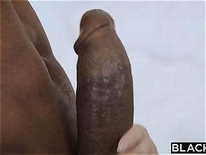 BLACKED tremendous deep throat Compilation