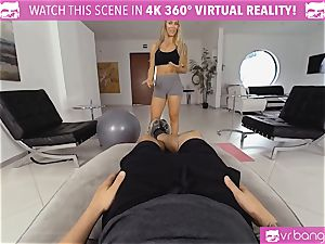 VR PORN-Nicole Aniston Gets smashed stiff and gargles