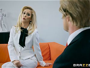 Charles Dera and Cherie Deville foursome