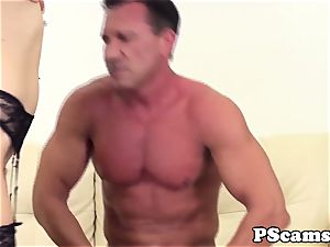 cocksucking Natalia Starr drilled on webcam