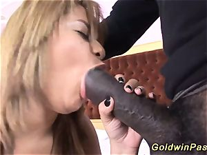 Monstercock wrecked nubile ass